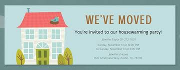 How To Prepare Invitation Card For Housewarming Ceremony