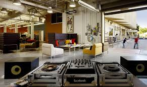 designs office. Facebook Headquarter Creative Office Designs 1