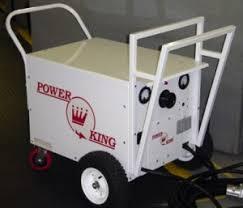 power king single phase ground power unit 28v dc pilotjohn gse power king model 5 single phase