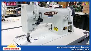 details about consew 206rb 5 single needle walking foot sewing machine 4 leather upholstery