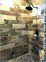 tile look shower surround wood look tile shower wood look tile shower wood look tile shower