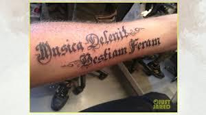 прикольные тату надписи на латыни с переводом