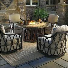 outdoor furniture set with fire pit outdoor garden furniture sets fire pit sets patio furniture and