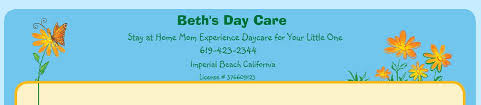 Beths Day Care Mission Statement Imperial Beach Ca