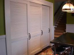 image of best louvered sliding closet doors