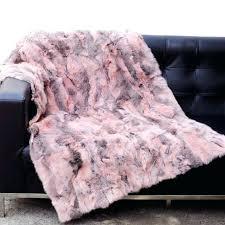 pink fur rug pink fur rug d custom natural colour pink fur rug rabbit