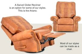 full size of true innovations leather swivel glider recliner rocker chairs synergy the sofa company barcalounger