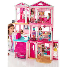 Barbie Dreamhouse Dollhouse - Free Shipping Today - Overstock.com - 17280596