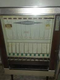 Ebay Cigarette Vending Machine Extraordinary VINTAGE CIGARETTE VENDING Machine 4848 PicClick