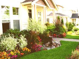 outdoor garden ideas. All Images Outdoor Garden Small Front Yard Landscaping Ideas With Gravel Best About Design Sweet Flowers S