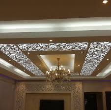 31 Epic Gypsum Ceiling Designs For Your Home - Homesthetics - Inspiring  ideas for your home.
