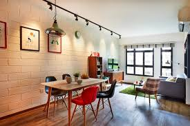 Small Picture 5 ways to combine your living and dining space Living spaces