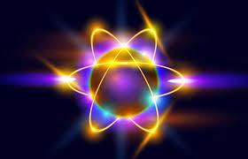 Atome Lichtquanten Photonen