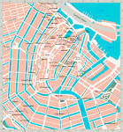 den haag coffee shop map