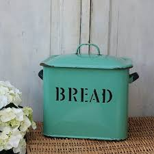Turquoise Bread Box Impressive Why The Bread Box Is Making A Comeback What You Need To Know
