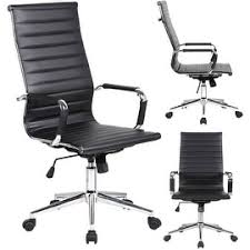 bedroommarvellous leather office chair decorative. black white office furniture 2xhome executive ergonomic high back eames bedroommarvellous leather chair decorative