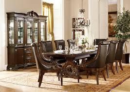 dining room sets. Orleans Formal Dining Room Set In Cherry Sets M