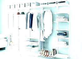full size of wall hung closet organizers mounted shelf rod with system track bathrooms appealing organizer