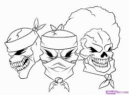 Gangster Coloring Pages Coloring Pages Gangster Drawings