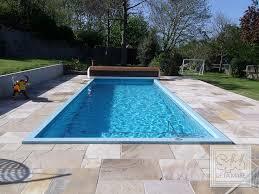 rectangular pool designs with spa. Bespoke Swim Spa Cleo 1 - High Profile Builds Rectangular Pool Designs With