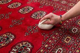 diy cleaning of an oriental rug
