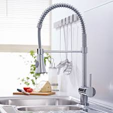 Pull Down Spray Kitchen Faucet Milano Chrome Pull Down Spray Kitchen Tap Taps Sprays And