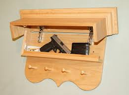 Traditional Dark Walnut Finish Wood Coat Rack Money Saving Ways To Protect Your Guns Cheap Gun Safe Hidden Classic 62