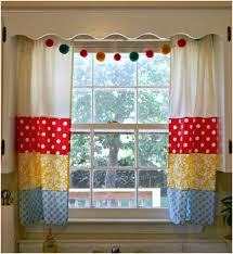 Patterns For Kitchen Curtains Kitchen Kitchen Curtains Tiers And Valances Image Of Kitchen