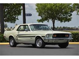 1967 to 1969 Ford mustang-gt-cs-california-special for Sale on ...