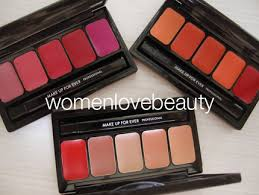 make up for ever rouge artist