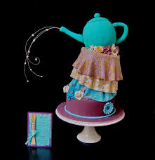 Kitchen Tea Cake My Little Cake Room Its Time To Partykitchen Tea Party