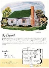1950s home plans extraordinary cape cod house ideas best inspiration 1950 ranch floor