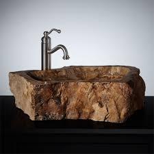 18 best petrified wood vessel sinks images on bathroom in decor 11
