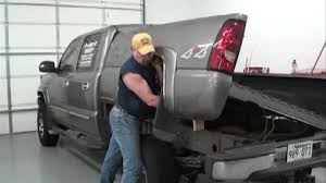 Pt.1 2007 Chevy Pickup Fuel Pump Replacement At D-Ray's Shop - YouTube