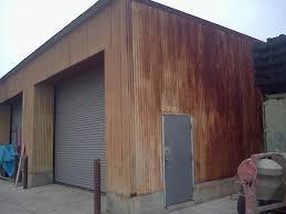 rusty sheet metal fence. Delighful Metal Natural Rust With Gray Paint On Rusty Sheet Metal Fence R