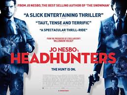 headhunters trailer and posters headhunters 2012 poster