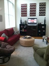 college apartment living room ideas. college apartment: cover large canvas or foam boards with fabric for big impact. find this pin and more on apartment living room ideas