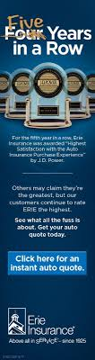 Erie Insurance Quote