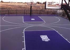 home use basketball court tiles