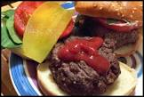 andrew s spicy bbq burgers