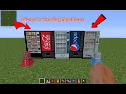 Wizard's Vending Machine Mod Awesome 4848048] Wizard's Vending Machine Mod Download Planeta Minecraft