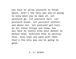 Drake More Life Quotes Cool Ten R M Drake Poems You Need To Read Right Now
