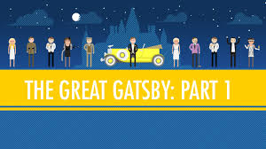 the great gatsby crash course english literature ie