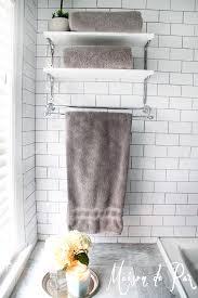 wall towel storage. Wall Towel Storage