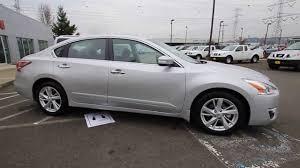 nissan altima 2014 silver. Beautiful Silver 2014 Nissan Altima 25 SL  Brilliant Silver EC158881 Kent Tacoma To YouTube