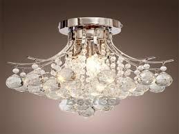 flush mount crystal chandelier. Size 1024x768 Crystal Chandelier Flush Mount