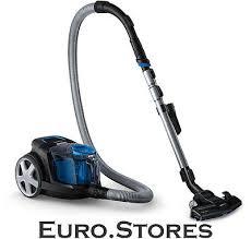 philips fc9331 09 power pro pact vacuum cleaner 650w gloss black genuine new