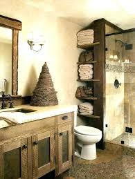 wildlife bathroom accessories rustic bathroom rustic bathroom beautiful cabin decor for vintage ideas themed rustic bathroom