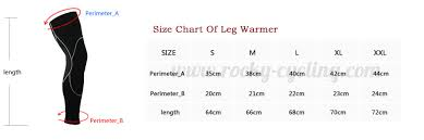 Size Guide Rocky Cycling Online Store