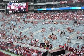 Alabama Suspends 20 Of 36 Block Seating Sections In Bryant